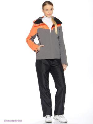 Куртка HALTI. Цвет: серый