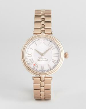 Vivienne Westwood Наручные часы VV168NUNU. Цвет: золотой