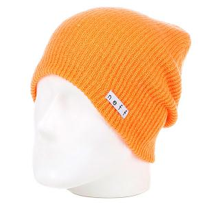 Шапка носок  Daily Orange Neff. Цвет: оранжевый