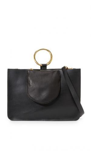 Объемная сумка с короткими ручками-кольцами OTAAT/MYERS Collective