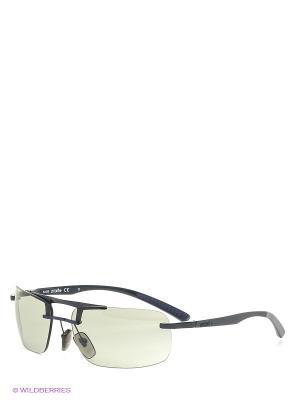 Солнцезащитные очки RH 759 04 Zerorh. Цвет: черный