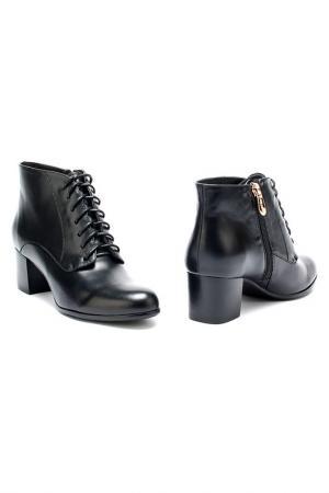 Ботинки Carlabei. Цвет: черный