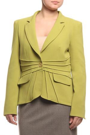 Пиджак CLASS ROBERTO CAVALLI. Цвет: светло-зеленый