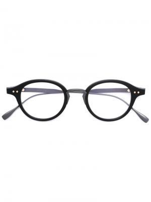 Очки Spruce Dita Eyewear. Цвет: чёрный