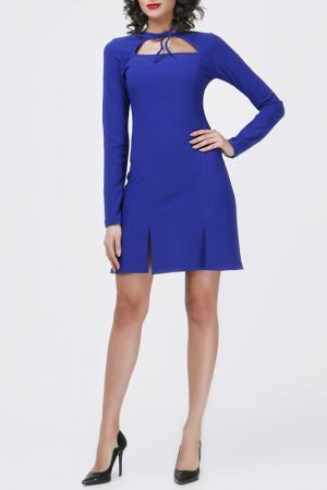 Платье Adelin Fostayn. Цвет: синий