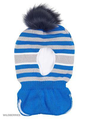 Шапки Mini. Цвет: синий, серый