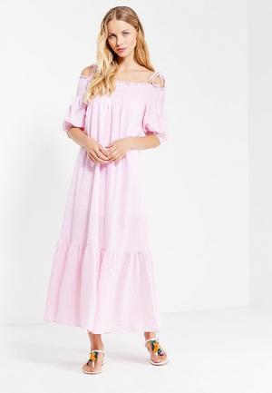 Сарафан Care of You. Цвет: розовый