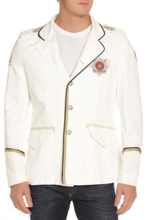 Пиджак La Martina. Цвет: белый