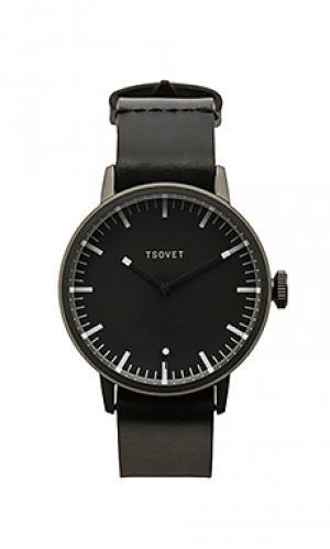 Часы svt-sc38 Tsovet. Цвет: черный