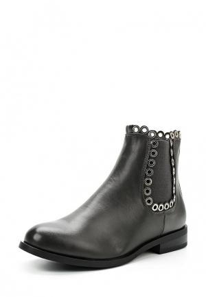 Ботинки Diamantique. Цвет: серый
