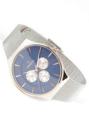 Наручные часы Essence. Цвет: стальной, розовый, синий