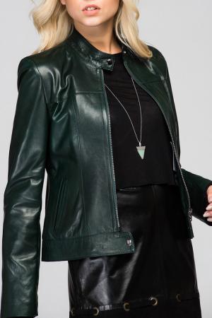 Куртка Deda. Цвет: зеленый