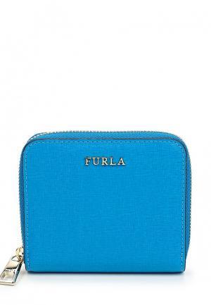 Кошелек Furla. Цвет: синий