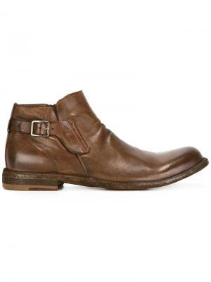 Ботинки Sug Hero Officine Creative. Цвет: коричневый