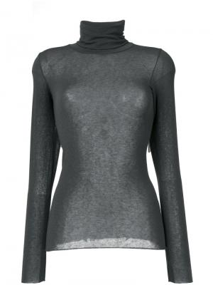 Turtleneck sweater Stefano Mortari. Цвет: серый