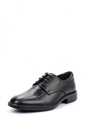 Туфли Bata. Цвет: черный
