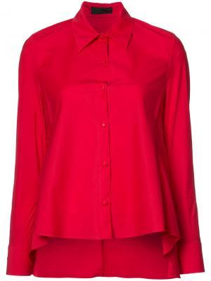 Rear frayed shirt Co. Цвет: красный