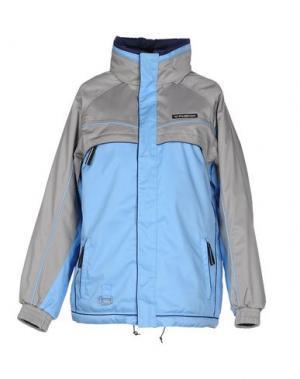 Куртка PHENIX. Цвет: светло-серый