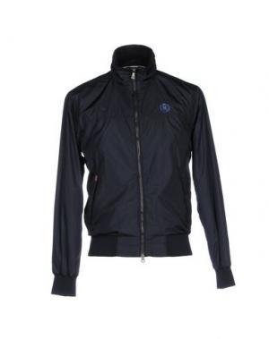 Куртка HENRI LLOYD. Цвет: темно-синий