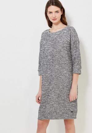 Платье Q/S designed by. Цвет: серый