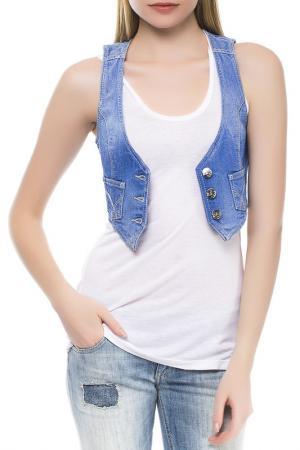 Vest Gas. Цвет: blue