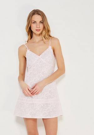 Сорочка ночная Mia-mella. Цвет: розовый