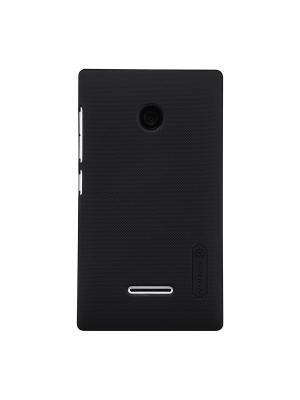 Microsoft Lumia 435/532 Nillkin Super frosted shield. Цвет: черный