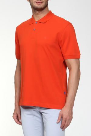 Поло Joop!. Цвет: оранжевый