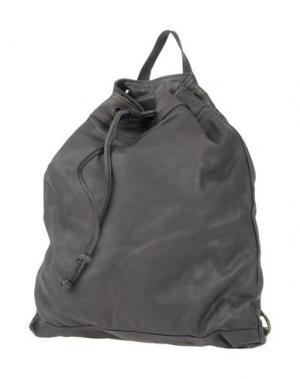 Рюкзаки и сумки на пояс CORSIA. Цвет: свинцово-серый