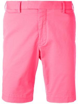 Шорты чинос Polo Ralph Lauren. Цвет: розовый и фиолетовый