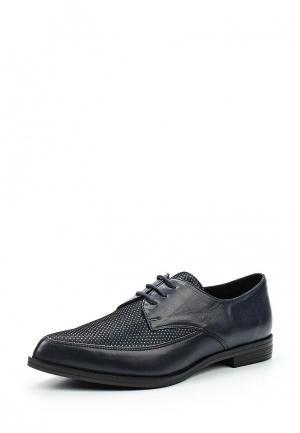 Ботинки Ascalini. Цвет: синий