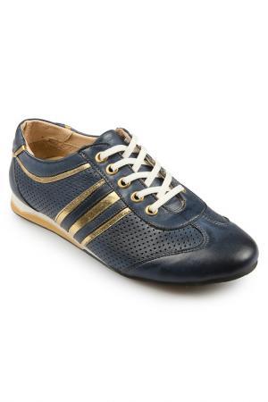 Ботинки SUHEYM. Цвет: синий