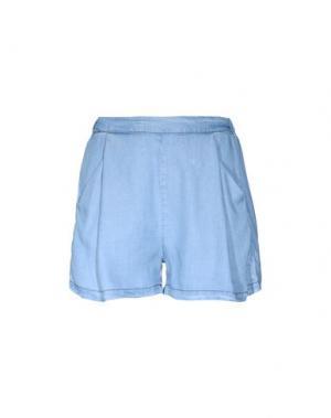 Повседневные шорты GEORGE J. LOVE. Цвет: синий