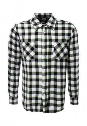 Рубашка Urban Classics. Цвет: разноцветный
