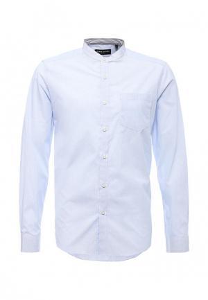 Рубашка Kenneth Cole. Цвет: голубой