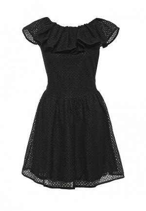 Платье Care of You. Цвет: черный