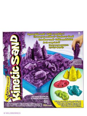 Песок для лепки SPIN MASTER. Цвет: фиолетовый