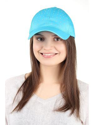 Бейсболка Migura. Цвет: голубой