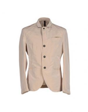 Пиджак AQUARAMA. Цвет: песочный