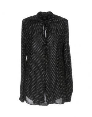 Pубашка RAILS. Цвет: черный