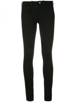 Джинсы супер-скинни Mih Jeans. Цвет: чёрный