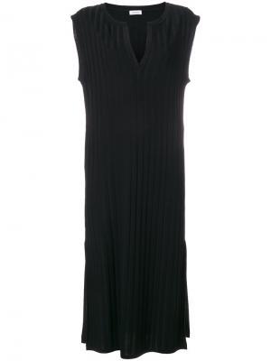 Платье Bahia Toteme. Цвет: чёрный