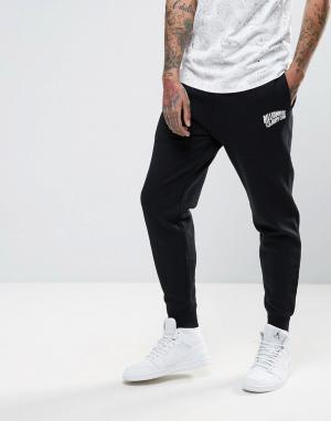 Billionaire Boys Club Спортивные штаны с логотипом. Цвет: черный