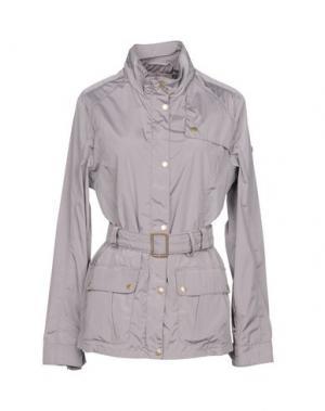 Куртка CANADIENS. Цвет: серый