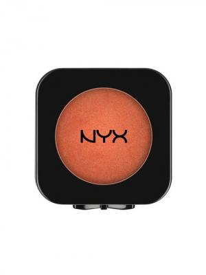 Румяна High Definition BLUSH - DOUBLE DARE 10 NYX PROFESSIONAL MAKEUP. Цвет: светло-оранжевый