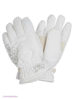 Перчатки Чудо-Кроха. Цвет: белый