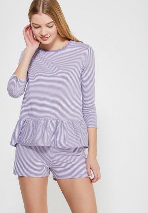 Пижама Твое. Цвет: фиолетовый