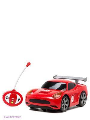 Радиоуправляемая гоночная машинка Bebelino. Цвет: красный