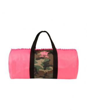Дорожная сумка MIA BAG. Цвет: фуксия