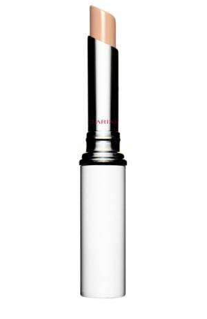 Маскирующий карандаш-консилер Concealer Stick 02 Clarins. Цвет: бесцветный